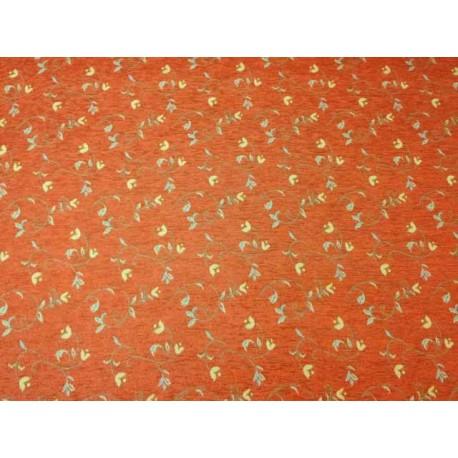 Tela para tapizar serie patricia teja - Tela microfibra para tapizar ...