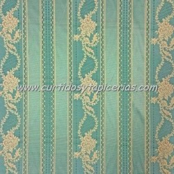 Tela para Tapizar Melody Color Verde