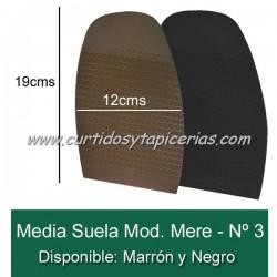 Media Suela Alba Mere Nº 3
