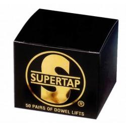 Tapitas Supertap color Negro