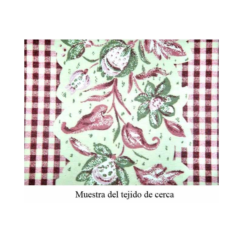 Tela para tapizar serie reflex fuxia - Telas de terciopelo para tapizar ...