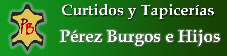 Tienda Online de Curtidos, Tapicerias y articulos para Zapateria y Guarnicioneria. Miguel Perez Burgos.