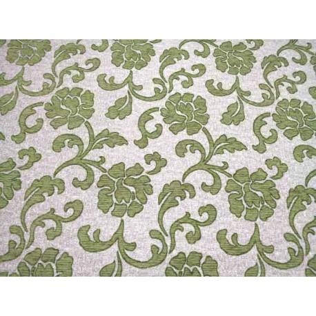 Tela de Tapiceria Coleccion Corsario - Serie Cornelia color 38 Oliva