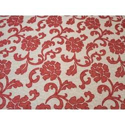 Tela de Tapiceria Cornelia color 13 Rojo