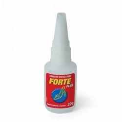Pegamento Forte Plus 20gr. (cianocrilato)