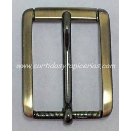 Hebilla de Cinturon de 35mm de paso (ref. 153)