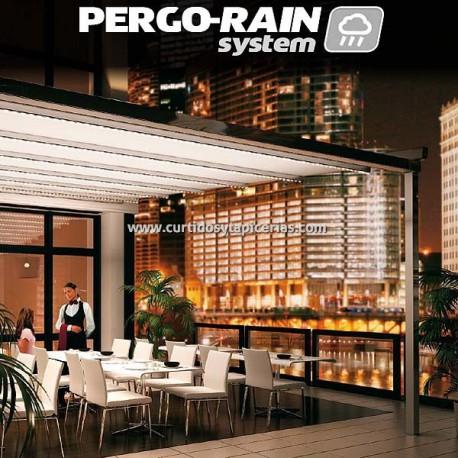PERGOLA PERGO-RAIN