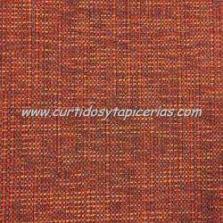 Tela para Tapizar Muro 72 Naranja