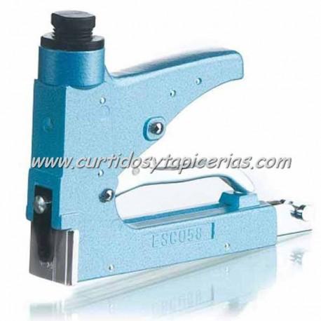 Grapadora Manual Esco 58 (Modelo Normal)