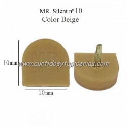 Tapitas MR Silent color Beige