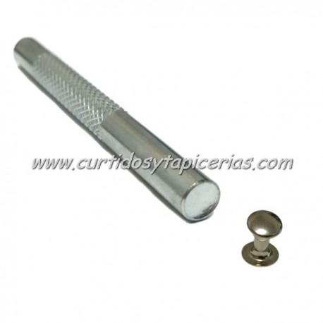 Botador para poner remaches (7mm)