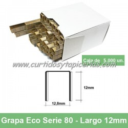 Caja de Grapas Economica Mod. 80/12