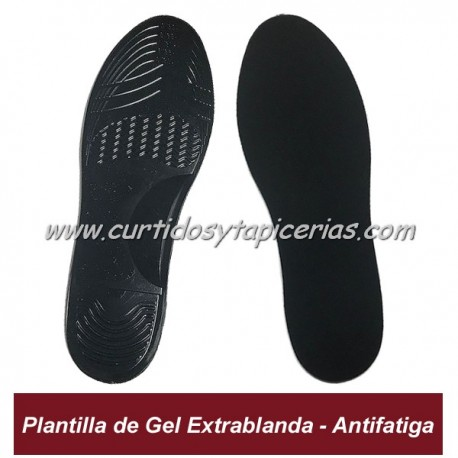 Plantillas Antifatiga - Ecosil Gel