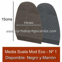 Media Suela Hecsan Nº 1 - Modelo Economico
