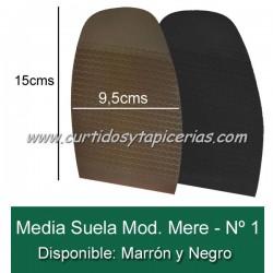 Media Suela Alba Mere Nº 1