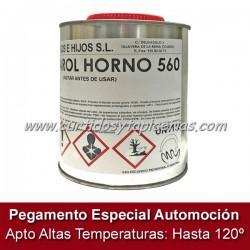Cola de Contacto Montarol Horno 560 - 1litro