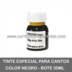Tinta para Cantos - Color Negro
