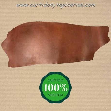 Cuero Desfaldado Tostado - 10,75 Pies