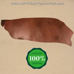 Cuero Desfaldado Tostado - 12,50 Pies