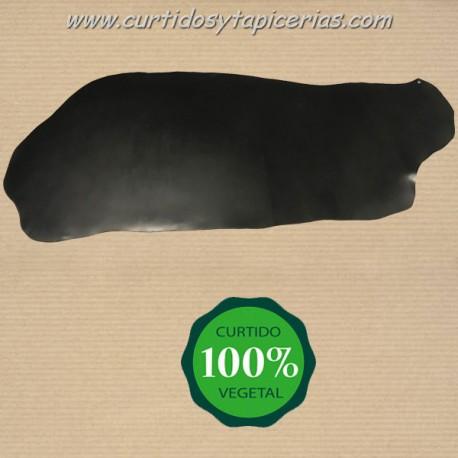 Cuero Desfaldado Negro - 13,25 Pies