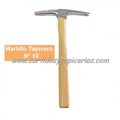 Martillo de Tapicero Nº 10