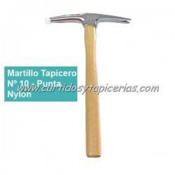 Martillo de Tapicero Nº 10 - Cabeza Nailon