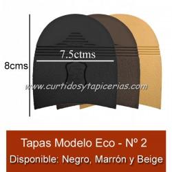 Tapas Hecsan Nº 2 - Modelo Economico