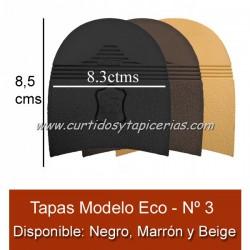 Tapas Hecsan Nº 3 - Modelo Economico