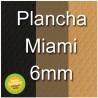 Plancha Caucho Alba Miami 6mm