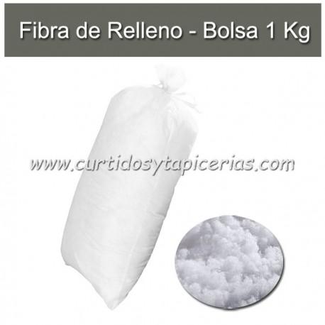Relleno Fibra Hueca Siliconada (Miraguano)