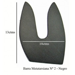 Barra Metatarsiana (filips) Nº 2