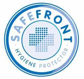 Safe front